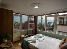 Sofia Corner Hotel, жилье для отдыха в Стамбуле