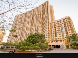 Spacious 2 Bedroom Apartment, apartment in Thane