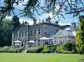 Kilworth House Hotel and Theatre, hotel in Lutterworth