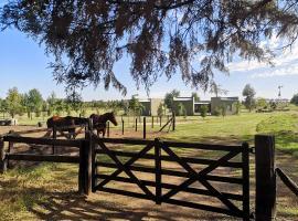 Hostel de campo La Providencia, pensión en Lobos