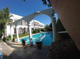 Hotel Portal del Santo, hotel near San Carlos vineyards, Cafayate