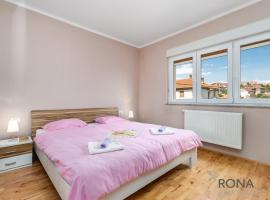 Rona apartments Smokva, B&B in Rijeka