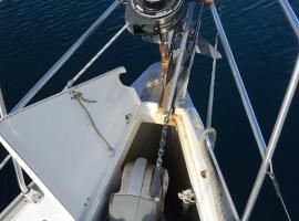 Nereide, boat in Salerno