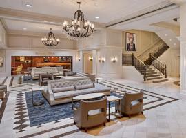 Astor Crowne Plaza New Orleans French Quarter, отель в Новом Орлеане