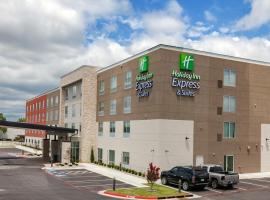 Holiday Inn Express & Suites Tulsa South - Woodland Hills, an IHG Hotel, hôtel à Tulsa