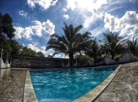 Sitio do Lelei, hotel with pools in Nova Iguaçu