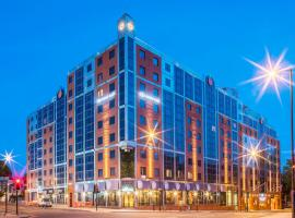 Crowne Plaza London Kings Cross, hotel in Kings Cross St Pancras, London