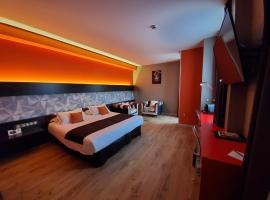 HOTEL & SPA Le Renard Centre, hôtel à Châlons-en-Champagne