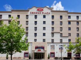 Crowne Plaza Fredericton Lord Beaverbrook, an IHG Hotel, hôtel à Fredericton