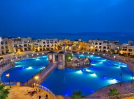 Crowne Plaza Jordan Dead Sea Resort & Spa, hotel in Sowayma