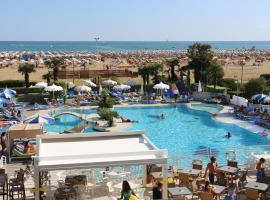 Majestic Beach Hotel & Wellness, hotel poblíž významného místa Bibione Thermae, Bibione