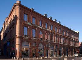 Crowne Plaza Toulouse, Hotel in Toulouse