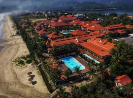 Thanh Tam Resort, family hotel in Lang Co