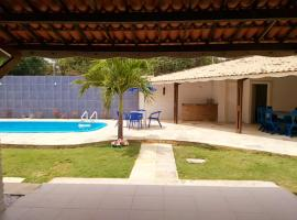 Confort House, hotel with pools in Paracuru