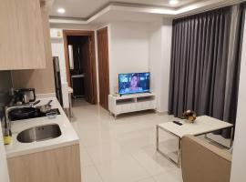 2BDR in Water Resort close to WalkingStreet, apartment in Pattaya South