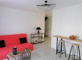 Maison familliale avec jardin, maison de vacances à Toulouse