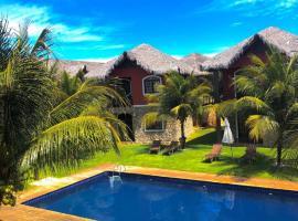 La Fazenda, apartment in Canoa Quebrada