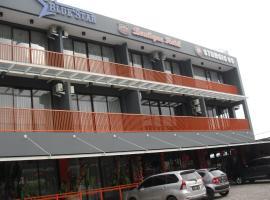 Sturgis Boutique Hotel Cipanas, hotel di Cianjur