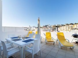 Top renoviertes Apartment mit großer Terrasse, apartment in Albufeira