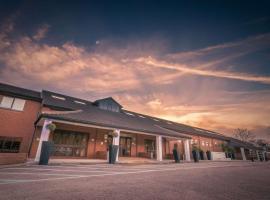 Best Western Rockingham Forest Hotel, hotel in Corby