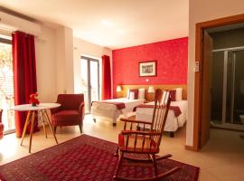 Deluxe Aparthotel, hotel in Praia