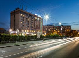 Hotel Tychy, отель в Тыхы