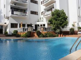 Hotel Aferni, отель в Агадире