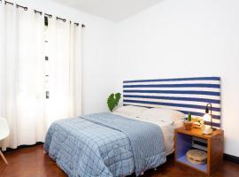 Suíte charmosa e privativa na Urca, hotel in Rio de Janeiro
