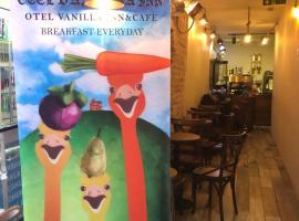 Otel Vanilla inn, hotel near Dolmabahce Palace, Istanbul