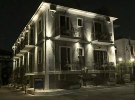 Hotel Galaxidi, отель в городе Галаксидион