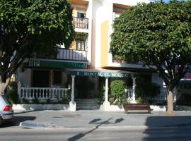 HOSTAL EL MOLINO, hotell i Marbella