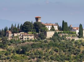 Castello Vicchiomaggio, hotel in Greve in Chianti