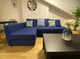 apartement city center mons, hotel in Mons