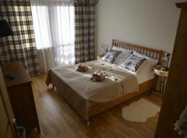 Apartament Kryjówka pod Giewontem, hotel in Kościelisko