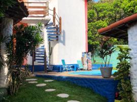 Galeria Hostel, hotel perto de Praia do Amor, Pipa