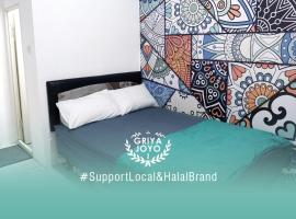 Griya Joyo 1 Syariah, hotel in Malang