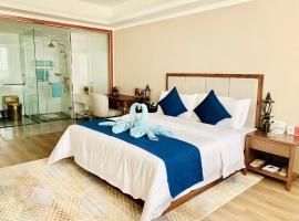 Liberty Hotel 自由女神娱乐城酒店, hotel in Sihanoukville