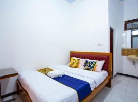 SPOT ON 2718 Backpacker's Homestay Jlegong, hotel in Wonosobo