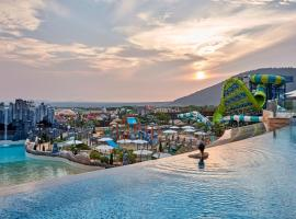 Shinhwa Jeju Shinhwa World Hotels, מלון בסאוגוויפו