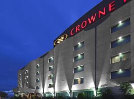 Crowne Plaza Toluca - Lancaster, hotel en Toluca