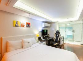 i Hotel 旅館,桃園區桃園機場 - TPE附近的飯店