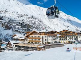 Hotel Jenewein, hotel in Obergurgl