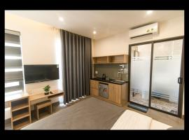 AHA Thang Bom Apartment Da Nang, отель в Дананге