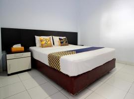 SPOT ON 2842 Hotel Rindu, hotel di Bengkulu