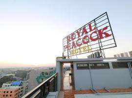 Royal Peacock Hotel, hotel in Mandalay
