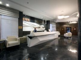 Hotel Express, hotell sihtkohas Minsk