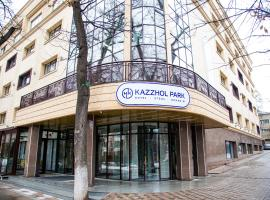 Kazzhol Park Hotel Almaty, hotel near Boluan Sholak International Exhibition and Sports Centre, Almaty