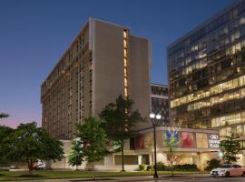 Crowne Plaza Crystal City-Washington, D.C., hotel near Ronald Reagan Washington National Airport - DCA, Arlington