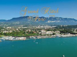 Grand Hotel Du Parc, отель в Экс-ле-Бен