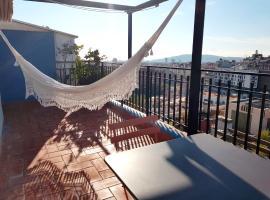 Parc Güell Penthouse, hotel in Barcelona